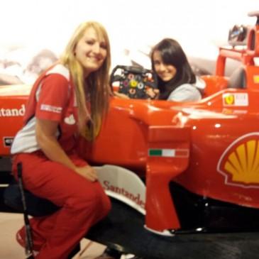 Viaje a Ferrari en Maranello, Italia