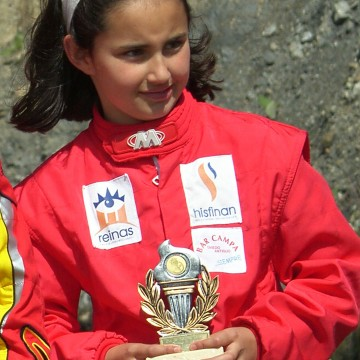 2ª prueba del Campeonato de Asturias de Karting en el Circuito El Zarrín, La Espina, Salas, Asturias.