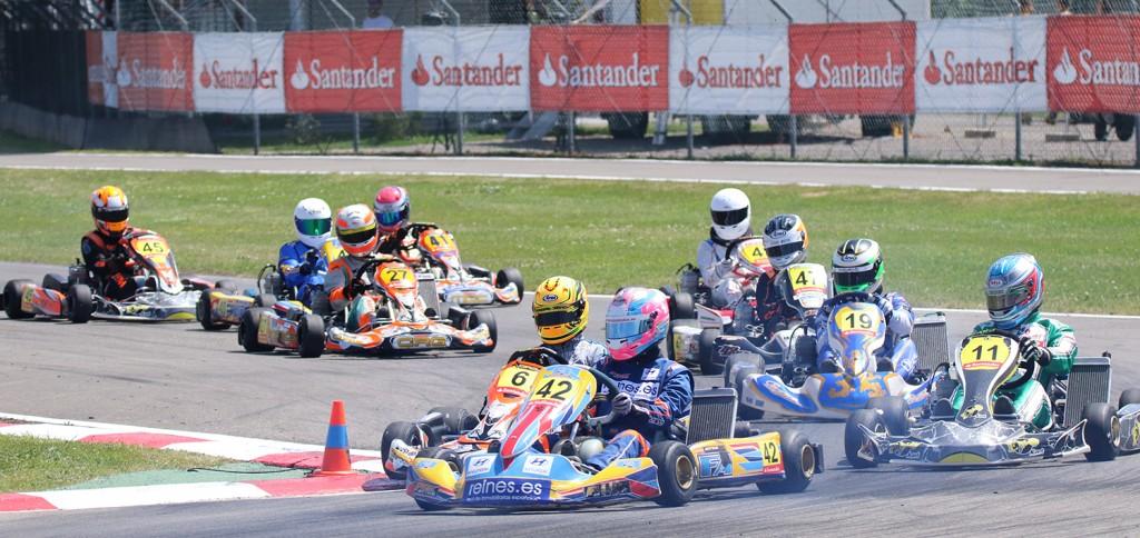 Tamara Gonzalez Karting FA campeonato de españa 2017 circuito fernando alonso asturias
